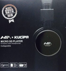 Новые Bluetooth, microSD, FM наушники