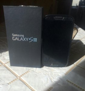 Продаю телефон samsung galaxy s 3 оригинал