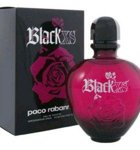 Духи от paco rabanne black XS 80ml