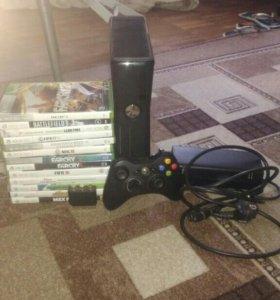 XBOX 360+kinect+13 игр