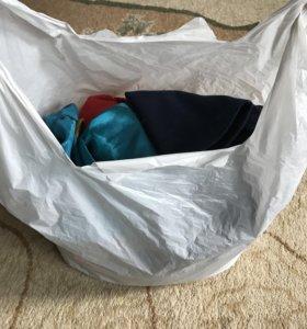 Пакет вещей Zarina, Vero Moda, H&M, forever 18