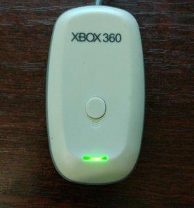 Беспроводной приёмник геймпада Xbox 360 для Window