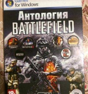 Игра на пк Battlefield Антология