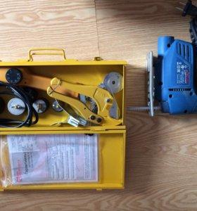 Аппарат для сварки пластиковых труб DWP-750 ;