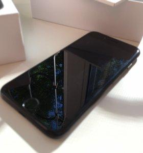 iPhone 7 32GB Black идеал, полный комплект