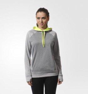 adidas утепленный джемпер с капюшоном Ultimate