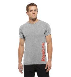 reebok футболка