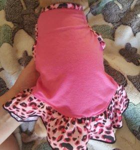 Платье для собаки S