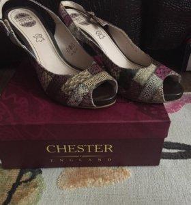 Туфли фирмы Честер .