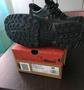 Ботинки новые Sievi