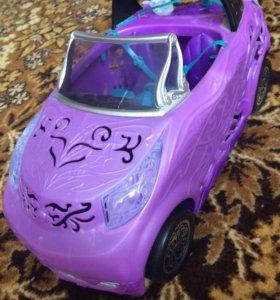 Машина для кукол