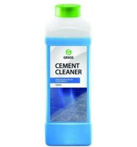 Средство для очистки после ремонта