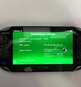 PS Vita 3G+4GB+игра