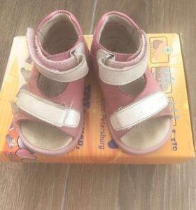 Ортопедические сандалии Тотто 20см