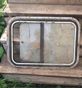 Затворное стекло для сарая