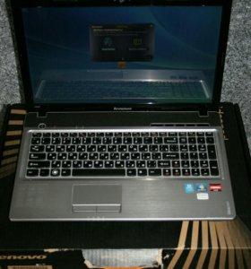 Lenovo IdeaPad Z565 обмен на тв.