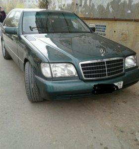 Mercedes Benz 140 S600 1991г