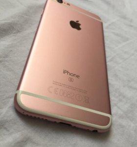 Продам iPhone 📲 6s rose gold 64 gb