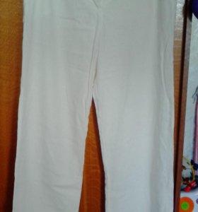 Отличные белые брюки