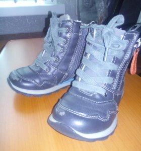 Ботинки для мальчика еврозима