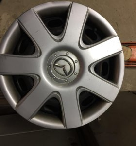 Колпаки с дисками на Mazda