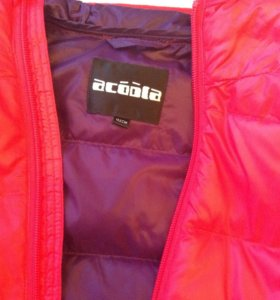 Куртка детская ( облегчённый пуховик)