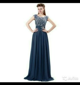 Вечернее платье