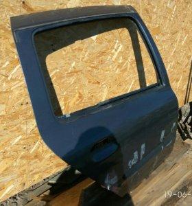 Renault Symbol 2007 дверь задняя правая