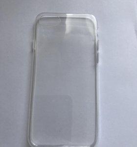 Чехол iPhone 7 прозрачный