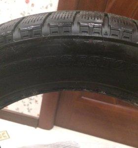 Зимняя резина 205/55 R16 Bridgestone Studless 2 шт