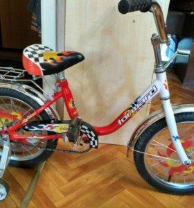 Велосипед детский Forward Racing boy 16
