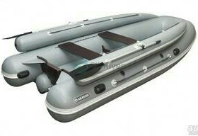 Моторная лодка Абакан 380jet