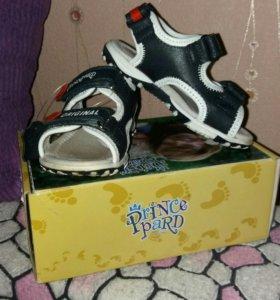 👟👟👟Новые сандалии Prinse Pard натуральная кожа
