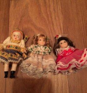 Куколки коллекционные