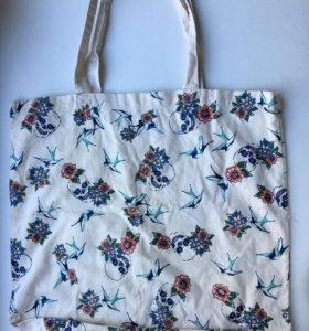 Тканевая сумка из магазина Accessorize