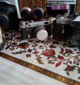 Фотоаппараты и т.д.