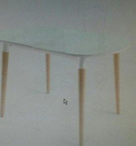 Стол обеденный раскладной 130(160)