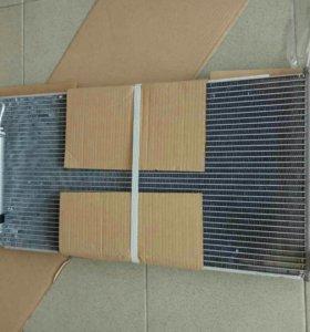 Радиатор кондиционера Лансер 9
