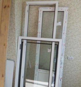 Окно , балконная дверь