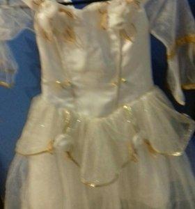 Платье 6-8лет