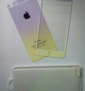 Стекла для iphone 6 plus