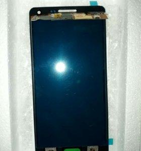Дисплей на Samsung galaxy A5 2015 SM-A500F.