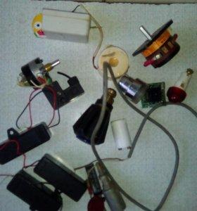 Фотоэлектрические датчики