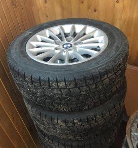 Зимние колеса для бмв е39