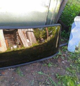 Заднее и лобовое стекла на ВАЗ 2107