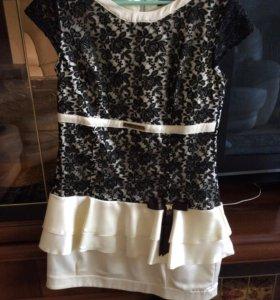 Новое роскошное платье !) размер 42.