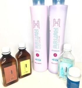 Наборы для ботокса и выпрямления волос