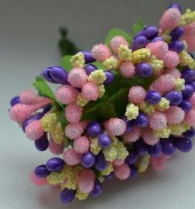 Цветы декоративные-ягодки