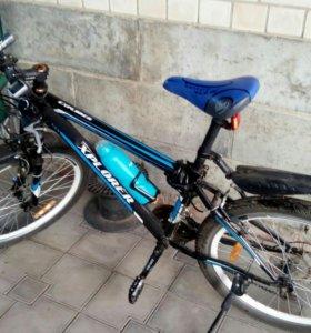 MTB велосипед Elantra Explorer 3/7 + обвесы