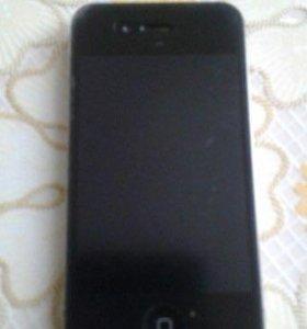 Продам iPhone 4s на 16 Гб
